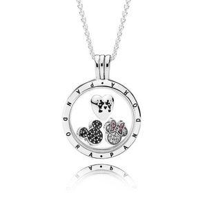 Pandora Disney Petite Sparkling Minnie Charm